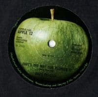 Billy Preston - That's the Way God Planned It/What About You (Apple 12)