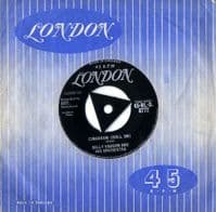 Billy Vaughn And Orch. - Cimarron/You're My Baby Doll (HL-D 8772)