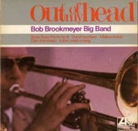 Bob Brookmeyer Big Band - Out Of My Head (590 024) VG+/M-