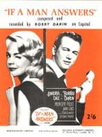 Bobby Darin - If A Man Answers (Mint)