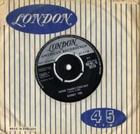 Bobby Vee - More Than I Can Say/Stayin' In (HL-G 9316)