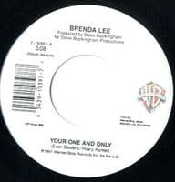 Brenda Lee - Your One And Only/You Better Do Better (7-19397) M