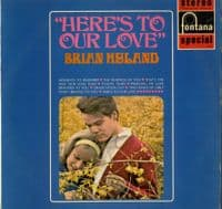 Brian Hyland - Here's To Our Love (SFL 13008)