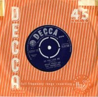 Brian Poole and The Tremeloes - Do You Love Me/Why Cant You Love Me (F 11739)