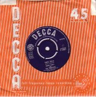 Brian Poole and The Tremeloes - Three Bells/Tell Me How You Care (F 12037)