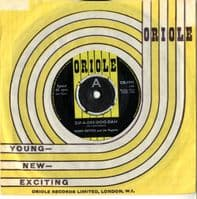 Buddy Britten and The Regents - Zip-A-Dee-Doo-Dah/I Guess I'm In The Way (CB 1911) Demo/Promo - M-