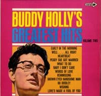 Buddy Holly - Greatest Hits Volume Two (CPS 47)