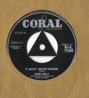 Buddy Holly - It Doesn't Matter Anymore/Raining In My Heart (72360) Tri