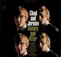 Chad and Jeremy - Before And After (CS 9174) M-/M