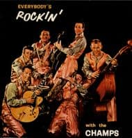 Champs,The - Everybody's Rockin' (LLP 5053)