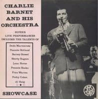 Charlie Barnet And His Orchestra - Showcase (FH 44)