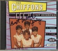 Chiffons,The - Greatest Recordings - 32 Tracks (CDCH 293) Autographed