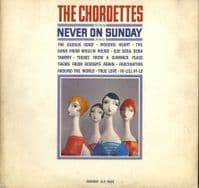 Chordettes,The - Never On Sunday (CLP 3056)