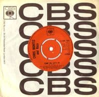 Chris Montez and Raja - Come On Let's Go/Somebody Loves You (1291)