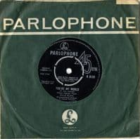 Cilla Black - You're My World/Suffer Now I Must (R 5133)