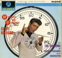 Cliff Richard - 32 Minutes and 17 Seconds (33SX  1431)