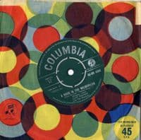 Cliff Richard - A Voice In The Wilderness/Don't Be Mad At Me (DB 4398) Ex