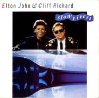 Cliff Richard and Elton John - Slow Rivers/Billy And The Kids (EJS 13)