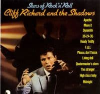 Cliff Richard and The Shadows - Holland - Stars Of Rock 'n' Roll (052 04740)