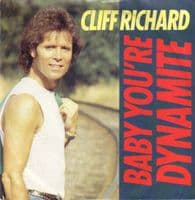 Cliff Richard - Baby You're Dynamite/Ocean Deep (5457) Blue Label - Solid Centre