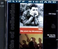 Cliff Richard - Cliff Sings - Me And My Shadows (2 CD Set)