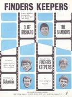 Cliff Richard - Finders Keepers