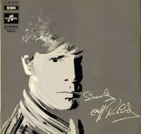 Cliff Richard - France - Sincerely, Cliff Richard (2C 062 04136)