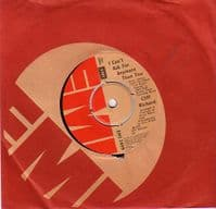 Cliff Richard - I Can't Ask For Anymore Than You/Junior Cowboy (2499) M-