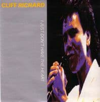 Cliff Richard - I Just Don't Have The Heart/Wide Open Space (EM 101) Ex/M-