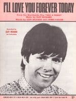 Cliff Richard - I'll Love You Forever Today