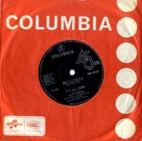 Cliff Richard - It's All Over/Why Wasn't I Born Rich (DB 8150)