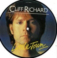 Cliff Richard - Little Town/Love And Helping Hand/You Me And Jesus (5348) Picture Disc