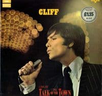 Cliff Richard - Live At The Talk Of The Town (SRS 5031) M-/M-