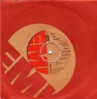 Cliff Richard - Miss You Nights/Love Enough (2376) M-