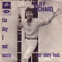 Cliff Richard - Norway - The Day I Met Marie/Our Story Book (DB 8245)