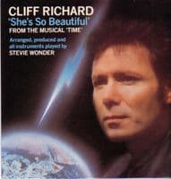 Cliff Richard - She's So Beautiful/She's So Beautiful (Special Mix) M-/M