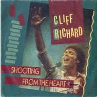 Cliff Richard - Shooting From The Heart/Small World (Rich 1)