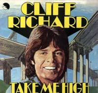 Cliff Richard - Take Me High (EMC 3016) With Film Poster Ex/M