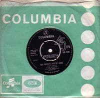 Cliff Richard - The Minute You're Gone/Just Another Guy (DB 7496)