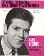 Cliff Richard - The Time In Between - Mint