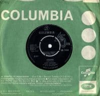 Cliff Richard - Visions/What Would I Do (DB 7968)