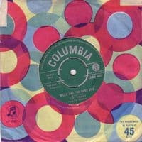 Cliff Richard - Willie And The Hand Jive/Fall In Love With You (DB 4431)