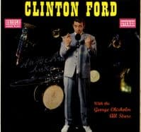 Clinton Ford - With The George Chisholm All Stars (SPS 40022) Autographed