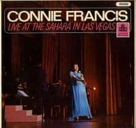 Connie Francis - Live At The Sahara In Las Vegas (C 8036)