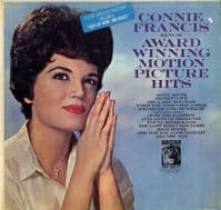 Connie Francis - Sings Award Winning Motion Picture Hits (E 4048) Canada