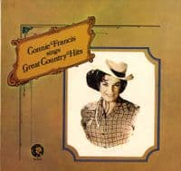 Connie Francis - Sings Great Country Hits (2353 048) Ex/M-