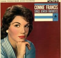 Connie Francis - Sings Jewish Favourites (CS 6021) Stereo
