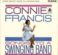 Connie Francis - Songs To A Swinging Band (C 870)