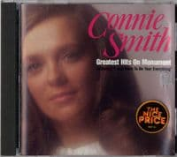 Connie Smith - Greatest Hits On Monument - Special Products CD