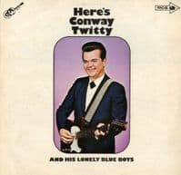 Conway Twitty - And His Lonely Blue Boys (MUPs 342)